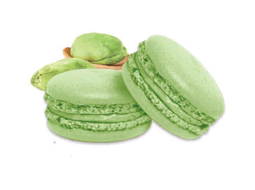 macaron-spistacchio